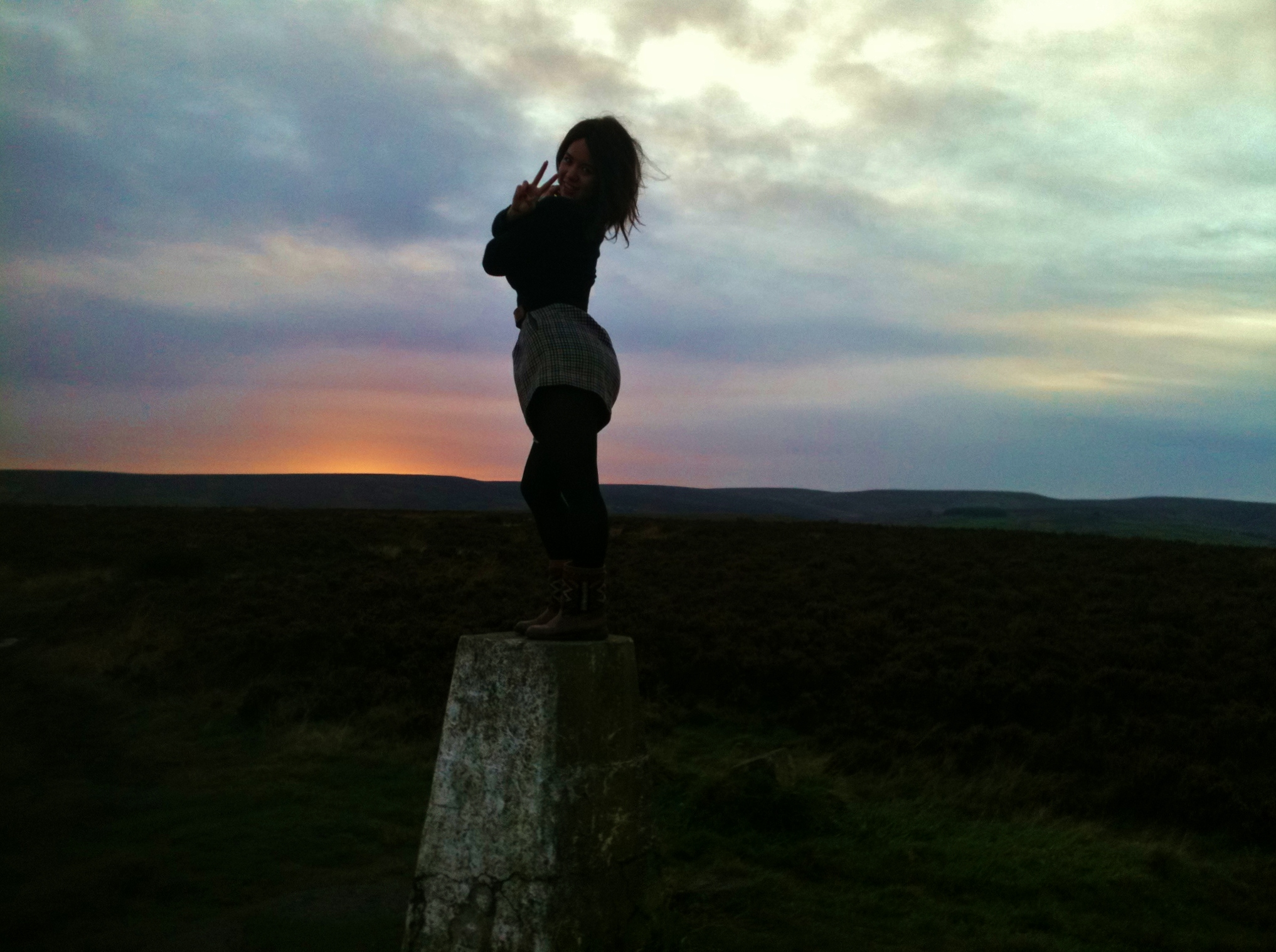 The Bronte Moors, West Yorkshire