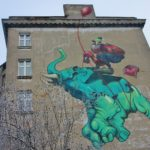 Getting to know Łódź through its street art