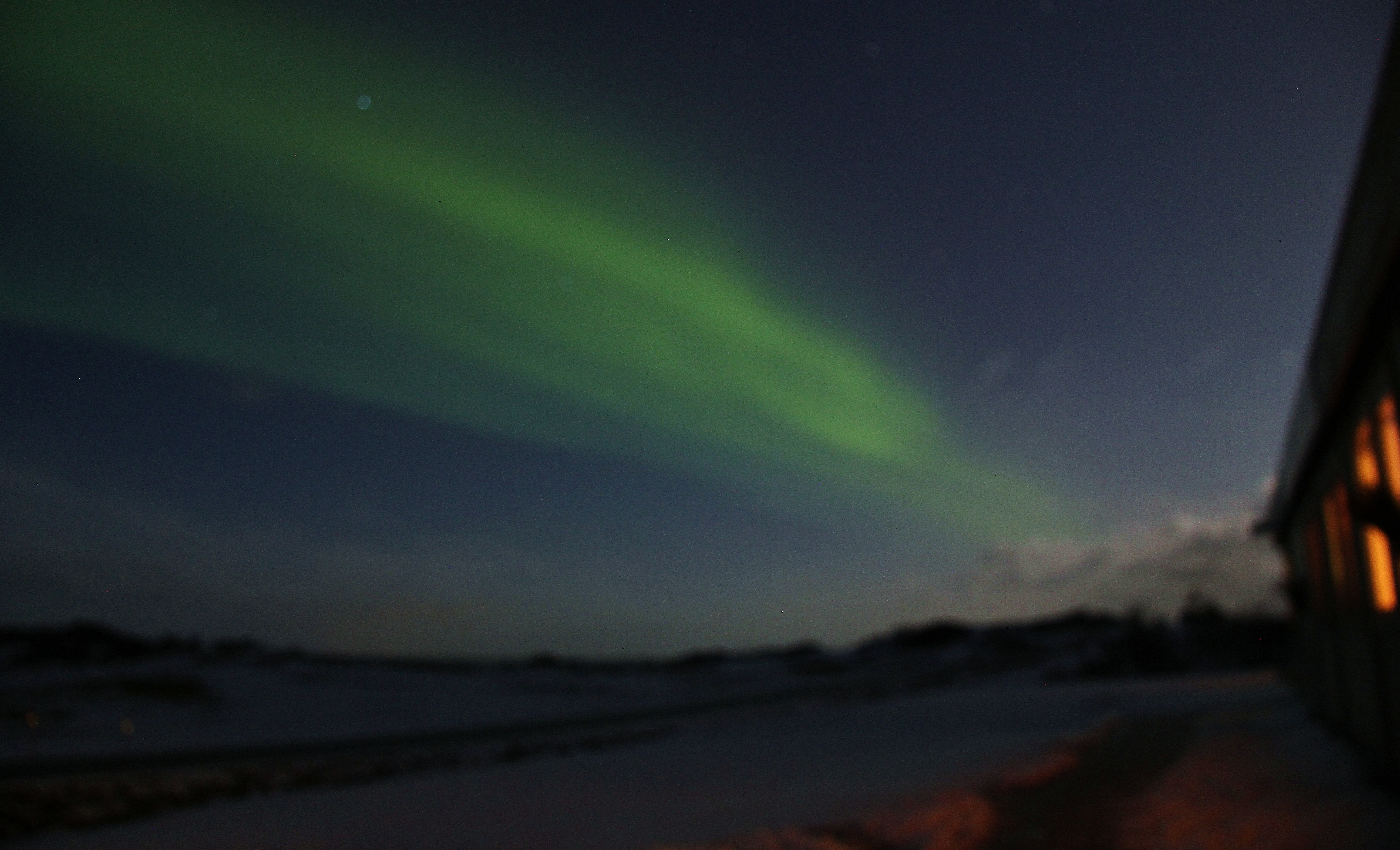 Seeing The Northern Lights In The Lofoten Islands Norway