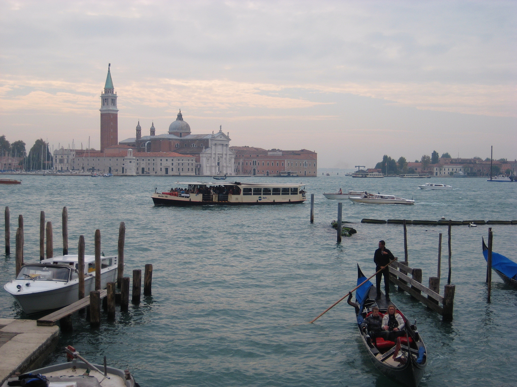 Venice - one of Europe's most romantic cities