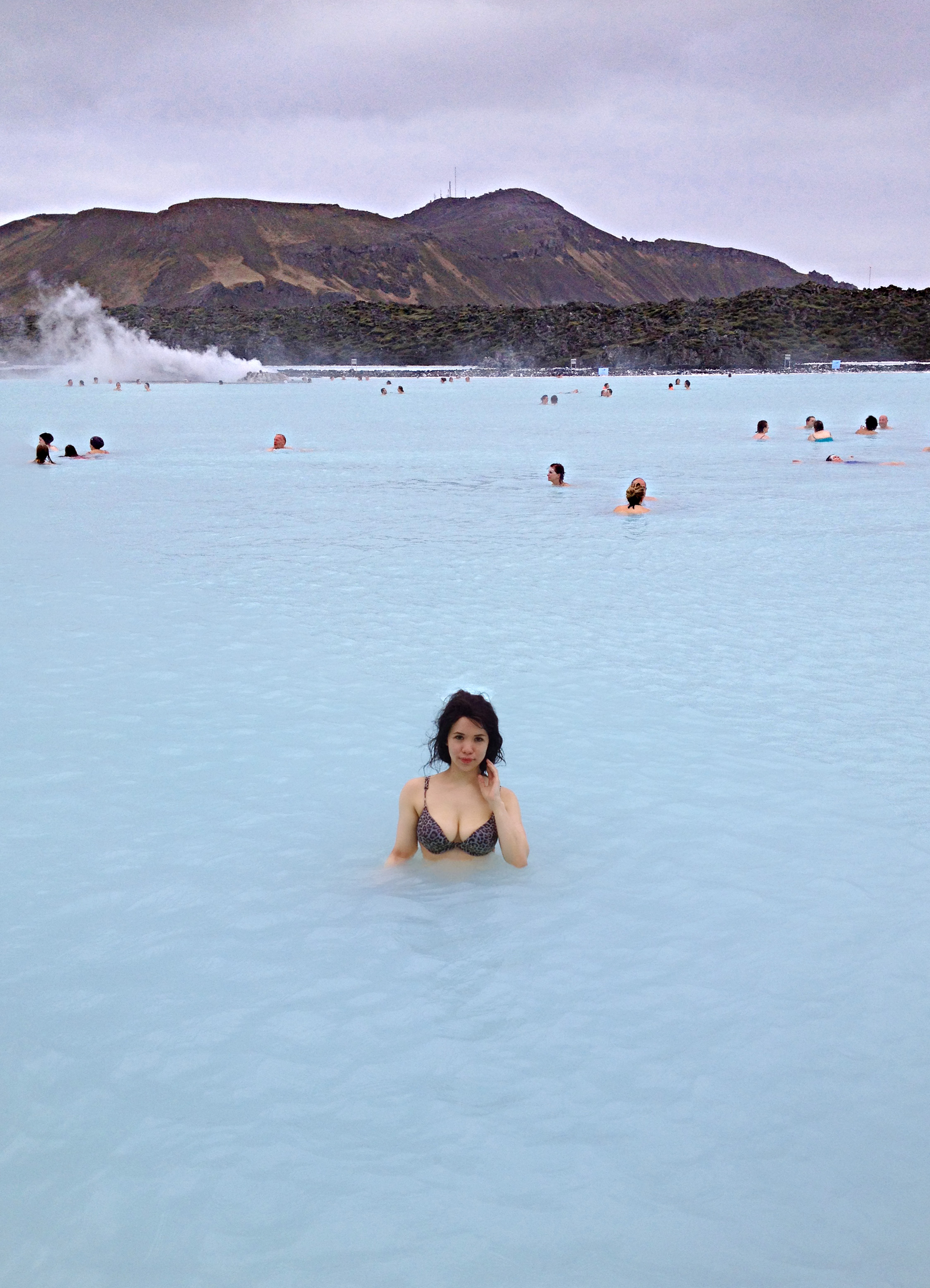 Soaking in the blue lagoon iceland the culture map for Where is the blue lagoon located in iceland