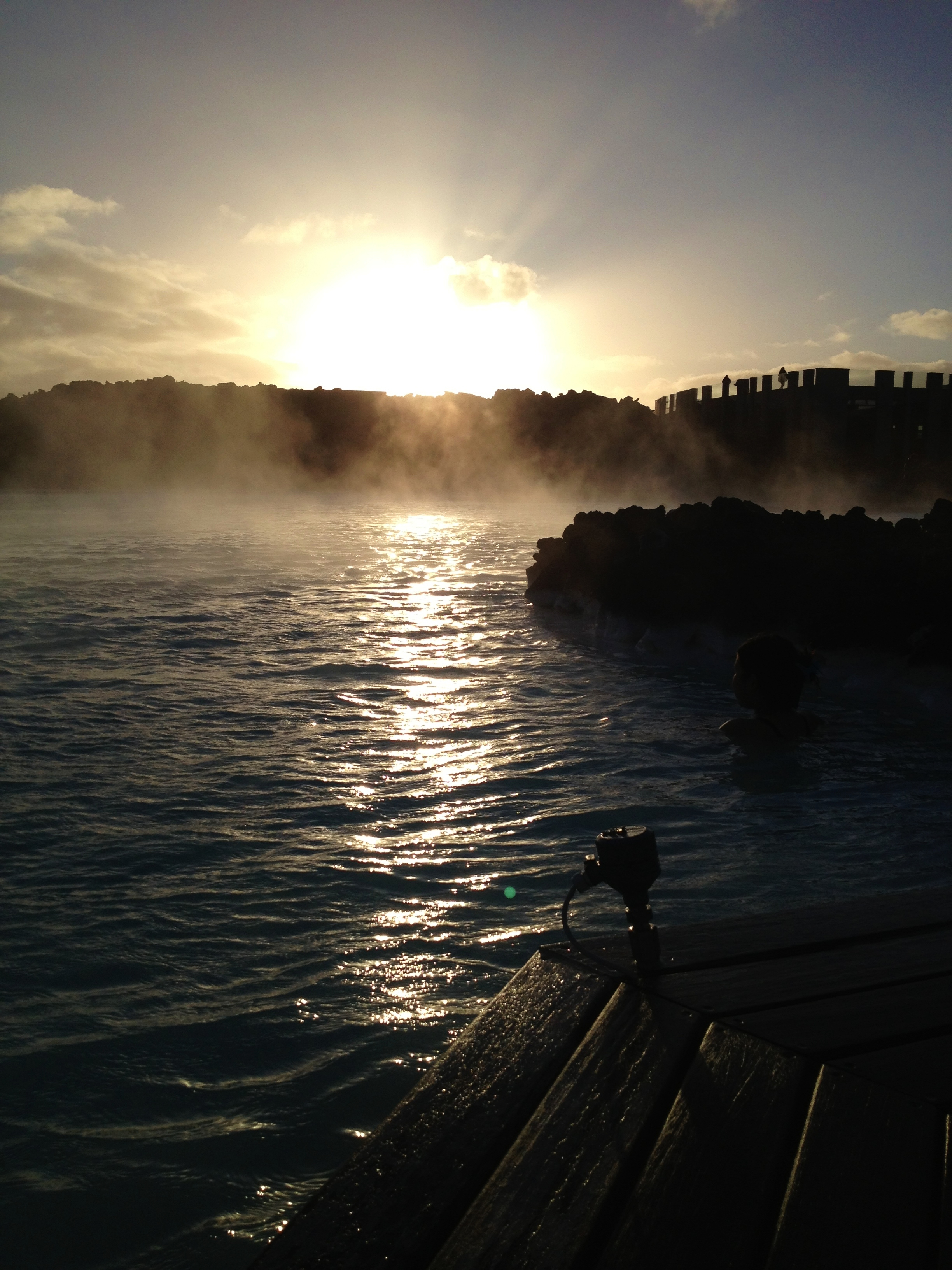 Soaking In The Blue Lagoon Iceland The Culture Map