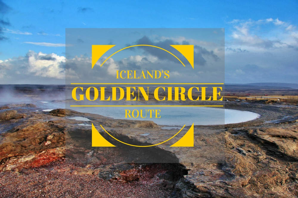 Iceland Golden Circle Route