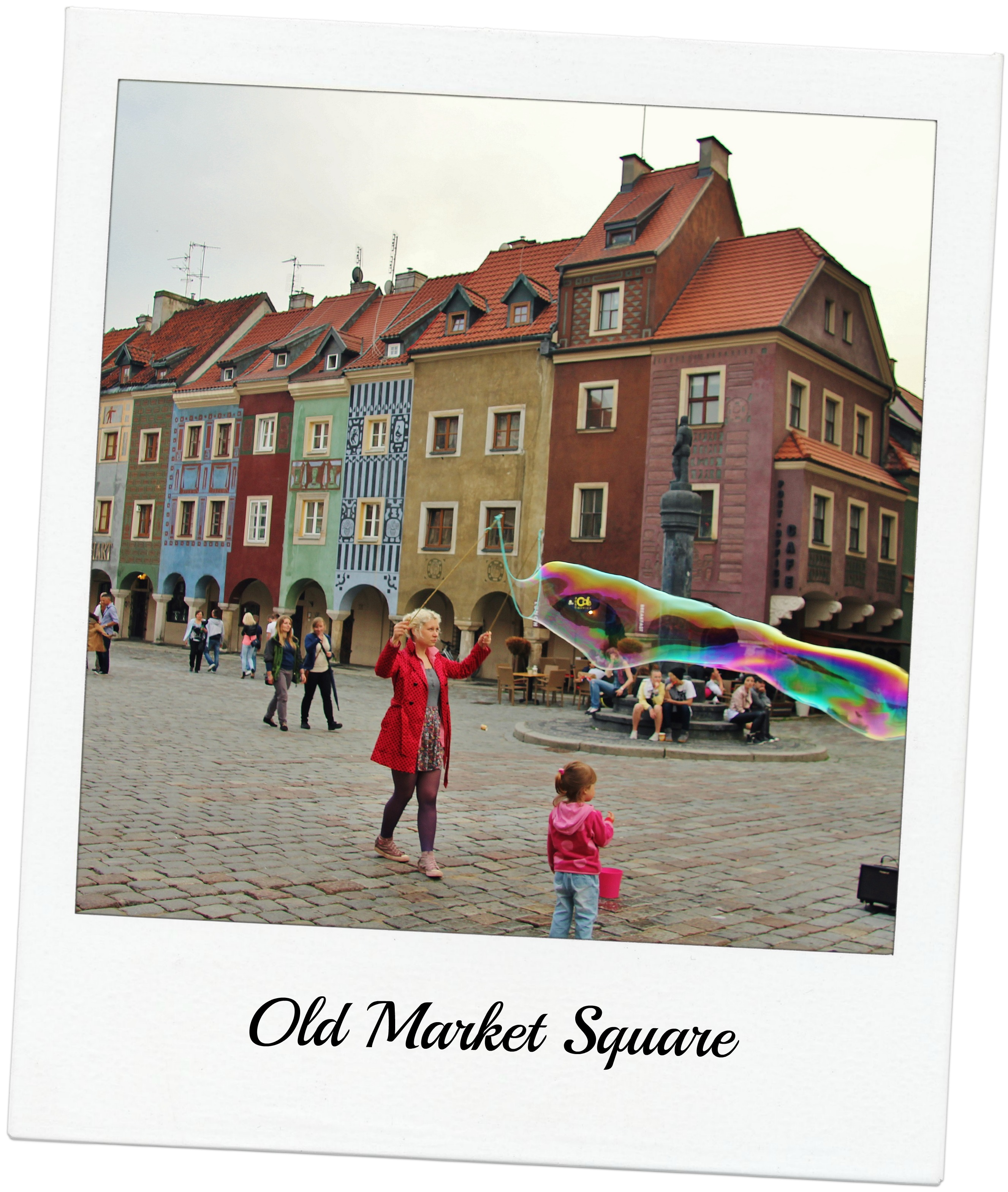 Poznan, Old Market Square