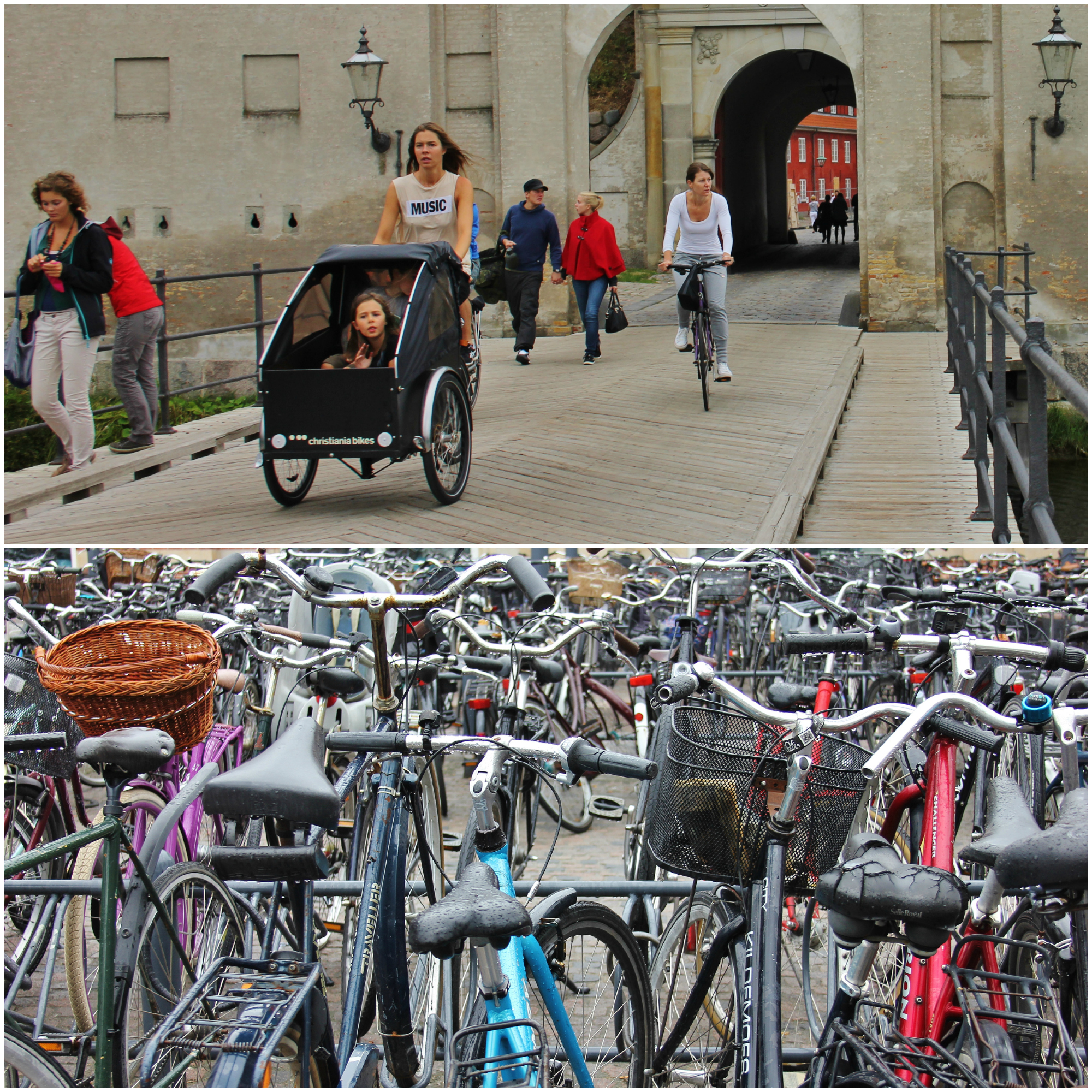 Bicycle culture, Copenhagen
