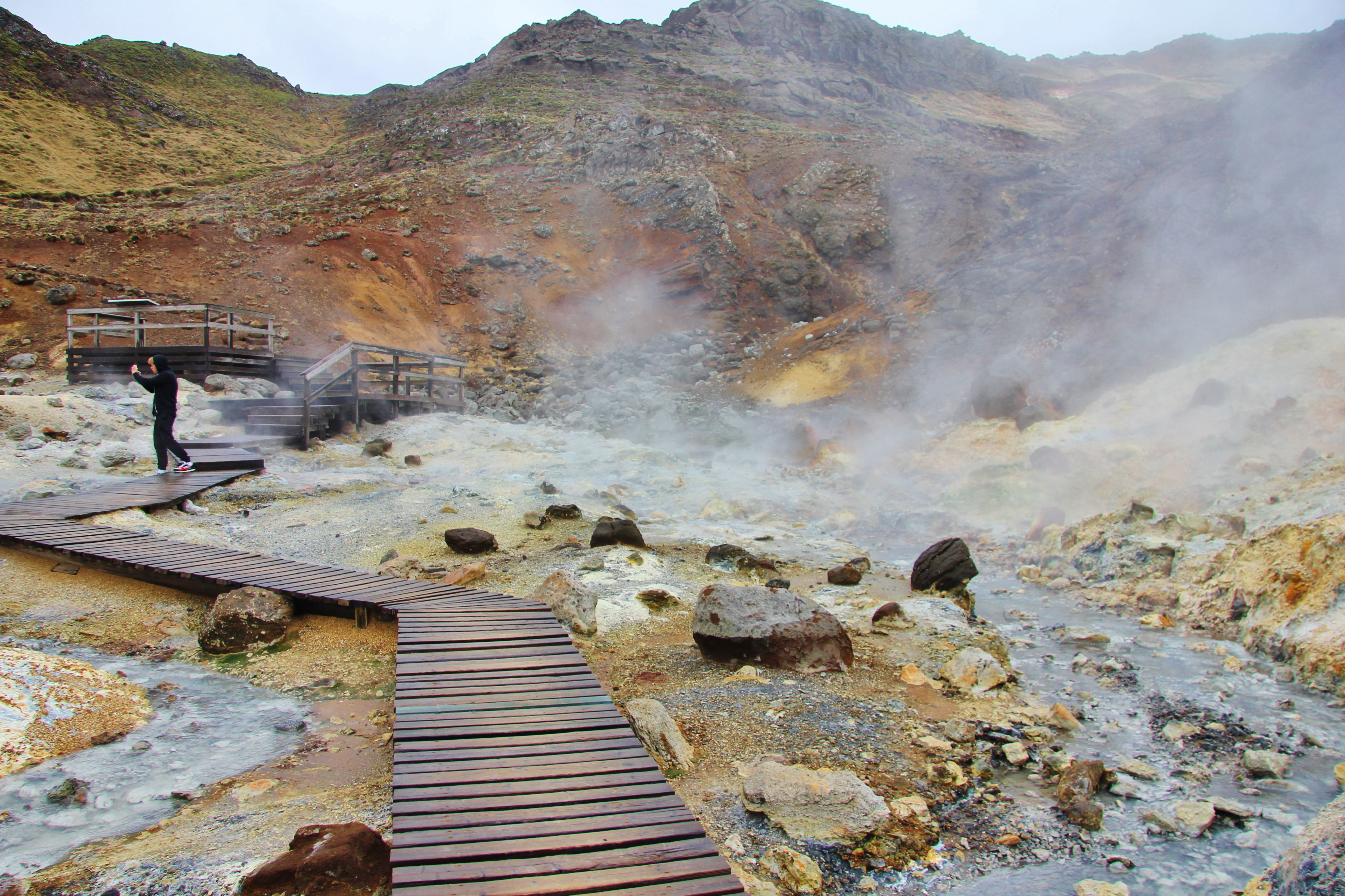 Seltun, Geothermal, Iceland