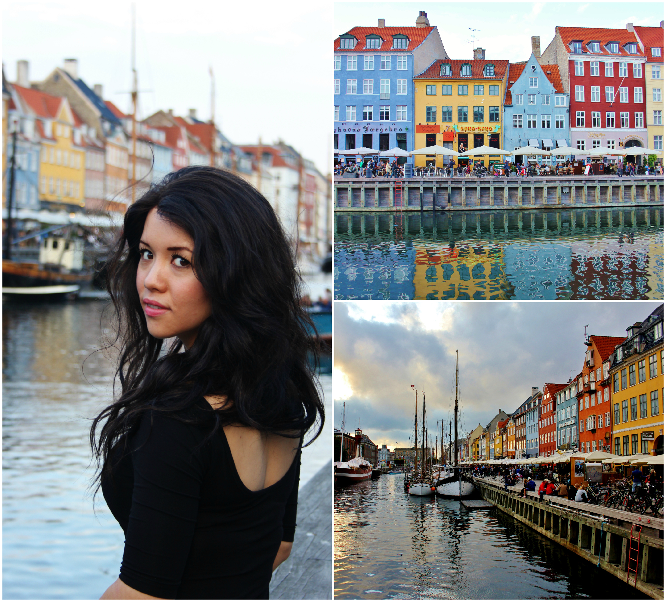 Nyhavn, Copenhagen's colourful Old Harbour