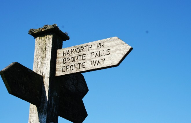Haworth, Bronte Moors