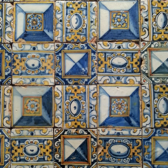 National Museum of Azulejos, Lisbon