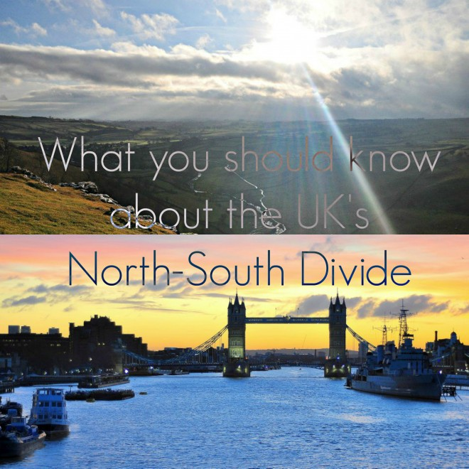 UK North-South Divide