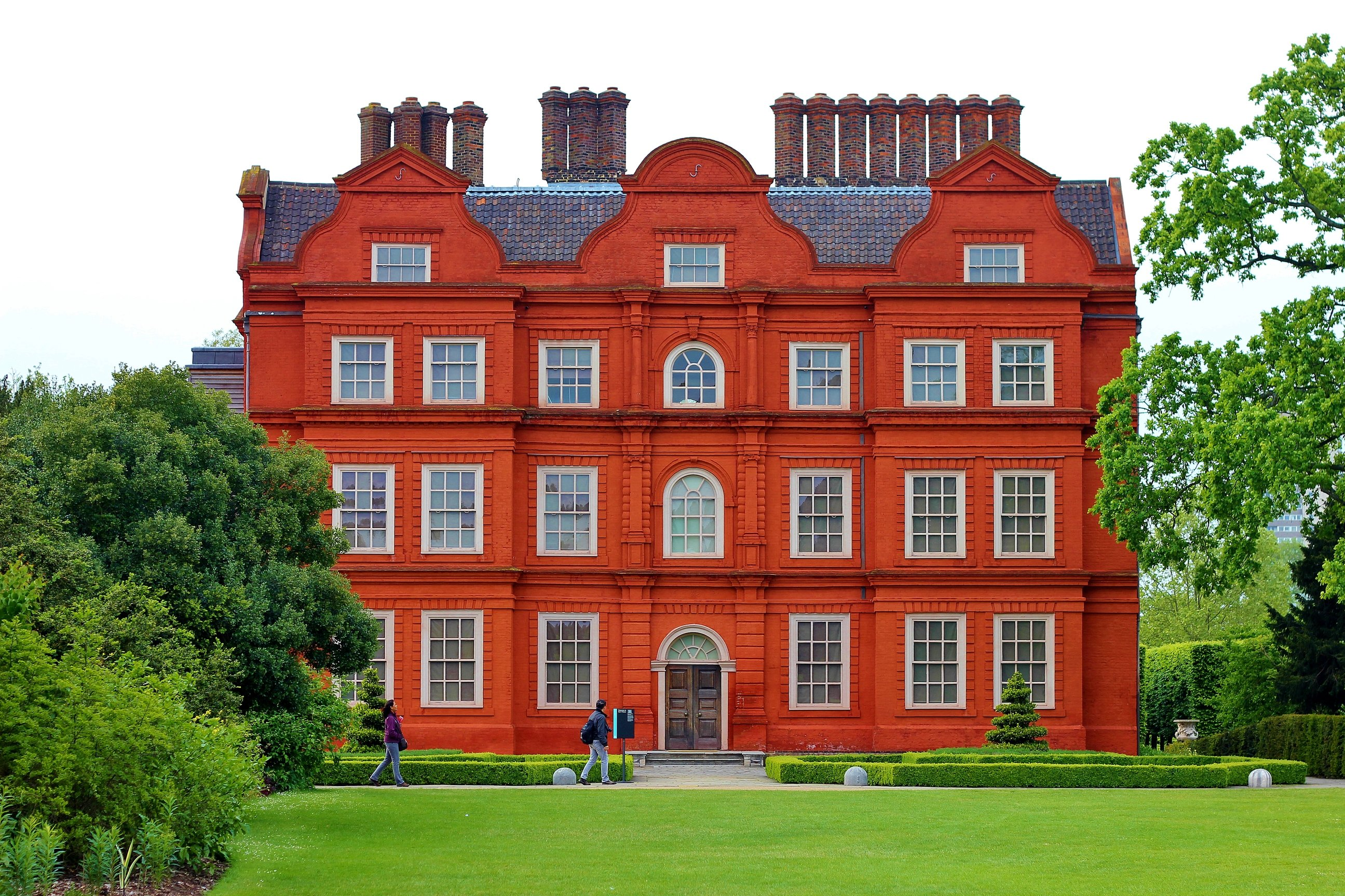 Photo, Kew Palace