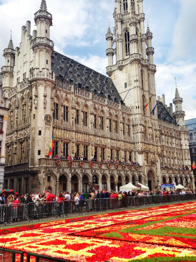City Hall, Grand Place Brussels