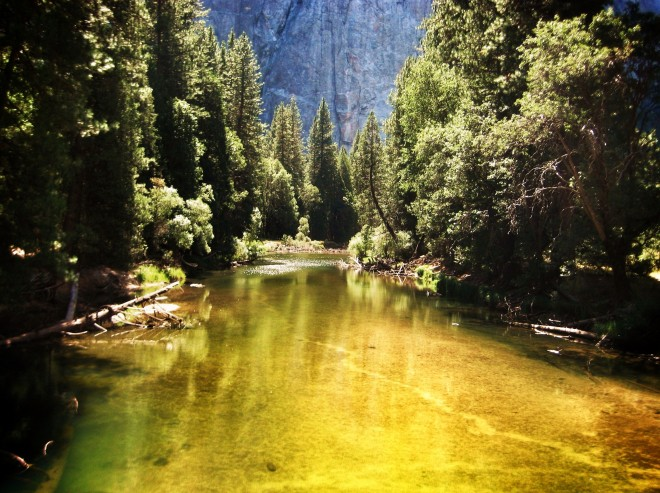 Yosemite National Park, river