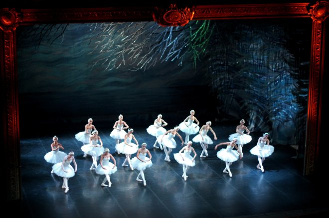 Swan Lake, Saint Petersburg