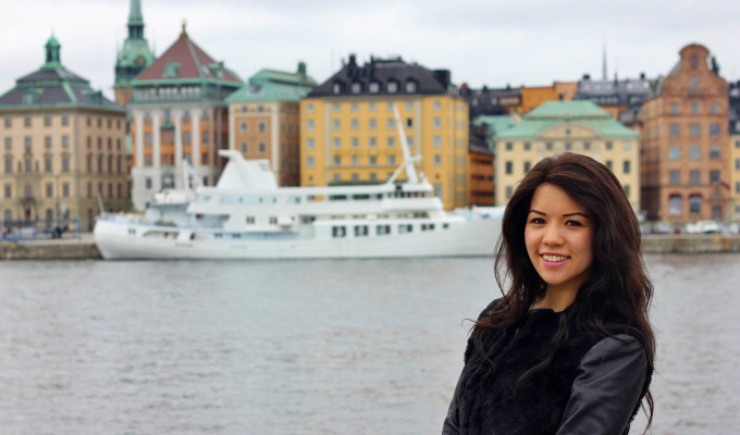 Stockholm, You're More than Just a Pretty Face