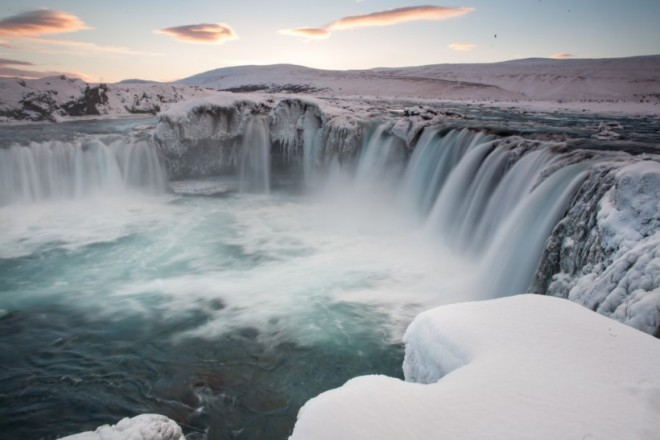 Godafoss, Waterfalls in Iceland
