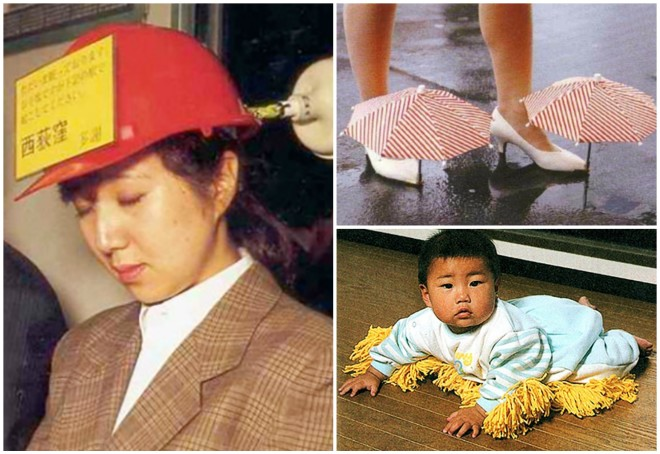 Chindogu inventions