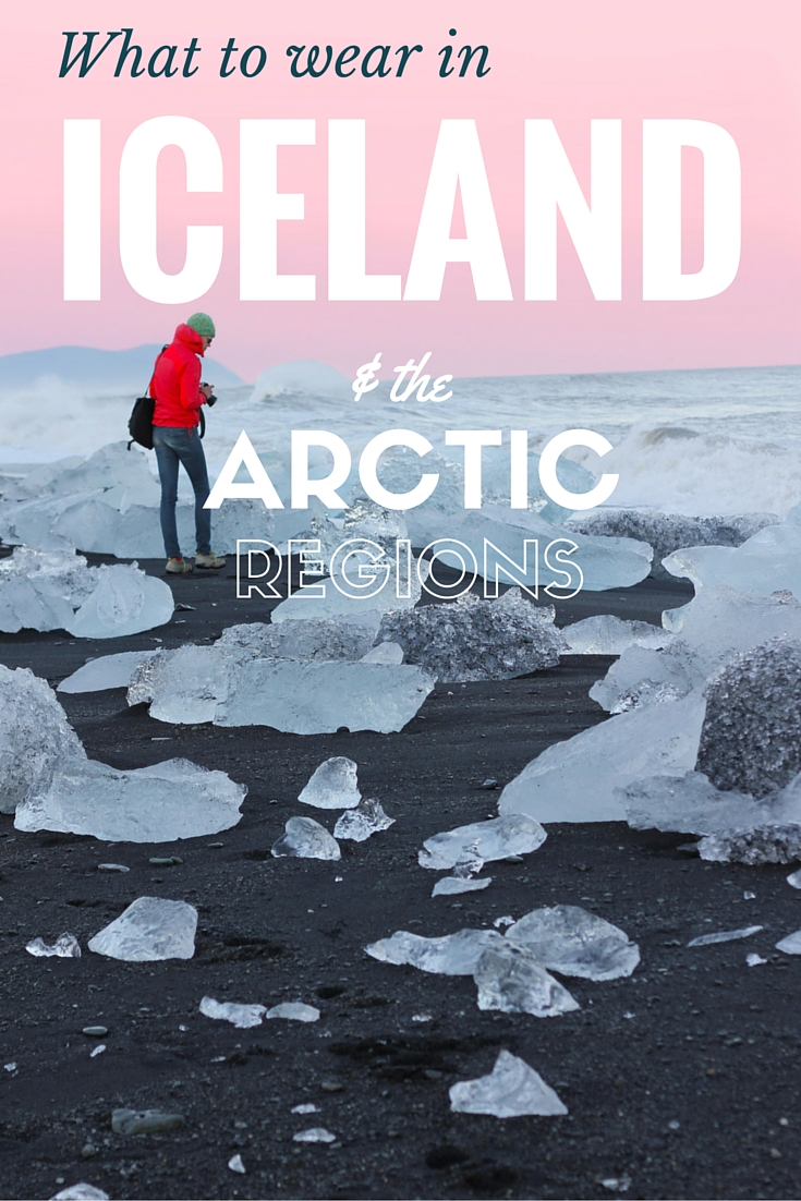 What to wear in Iceland and the Arctic Regions