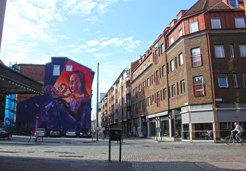 Street art in Malmo #Sweden