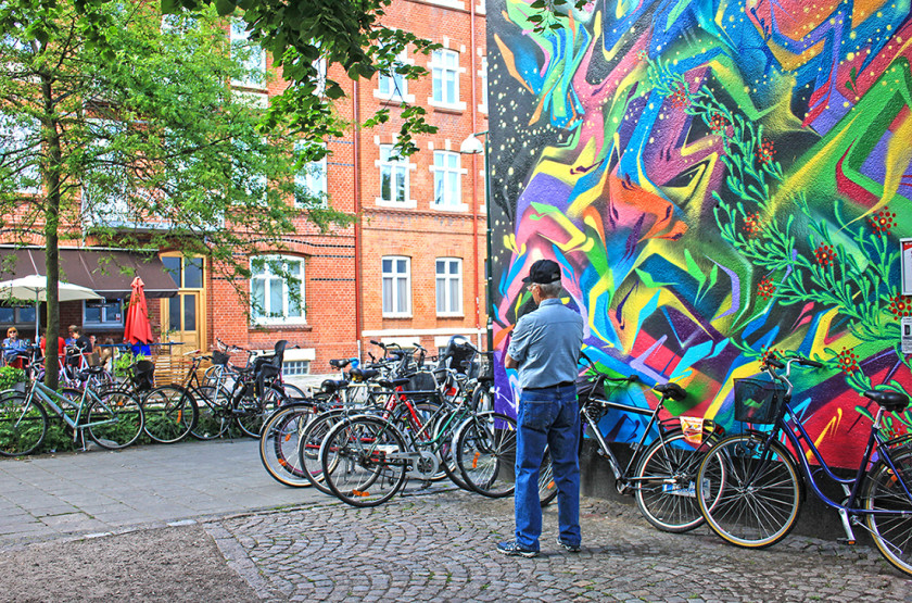 Street Art in Malmo, South #Sweden