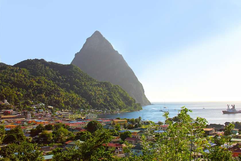 St Lucia Travel Guide - things to do