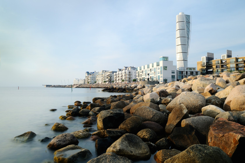 Malmo's Western Harbour
