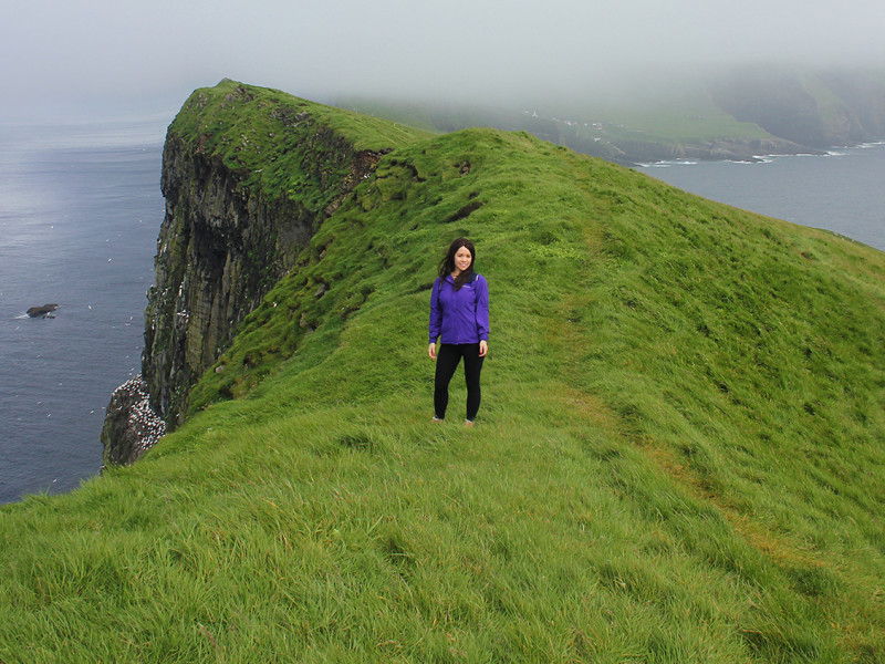 Faroe Islands blogging