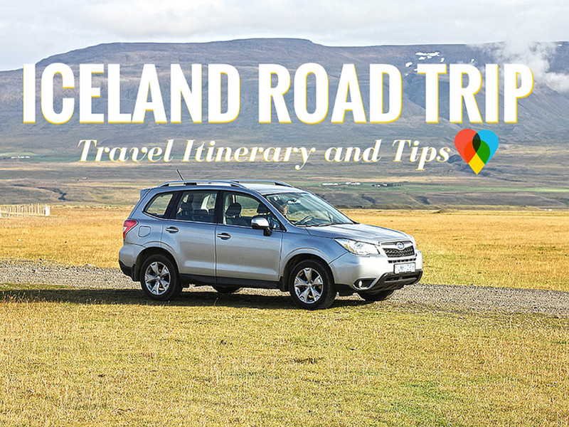 An epic Iceland road trip - includes a two week travel itinerary and tips.