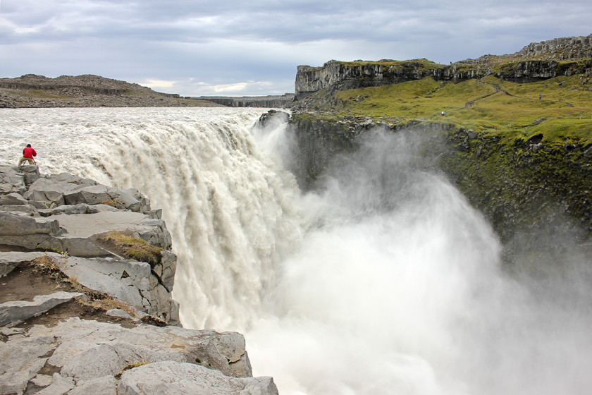 Visit dettifoss - see my Iceland travel itinerary for more information