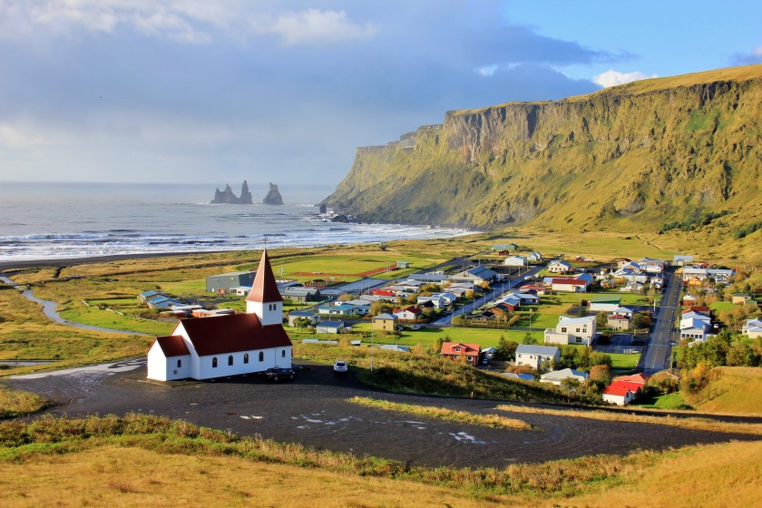 Road trip to Vik in South Iceland - see travel itinerary