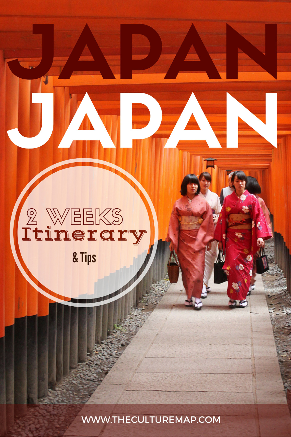 Exploring Japan in 2 weeks - travel itinerary packed with tips, recommendations and photos