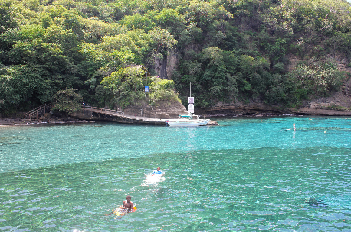 Snorkelling - Things to do in St Lucia