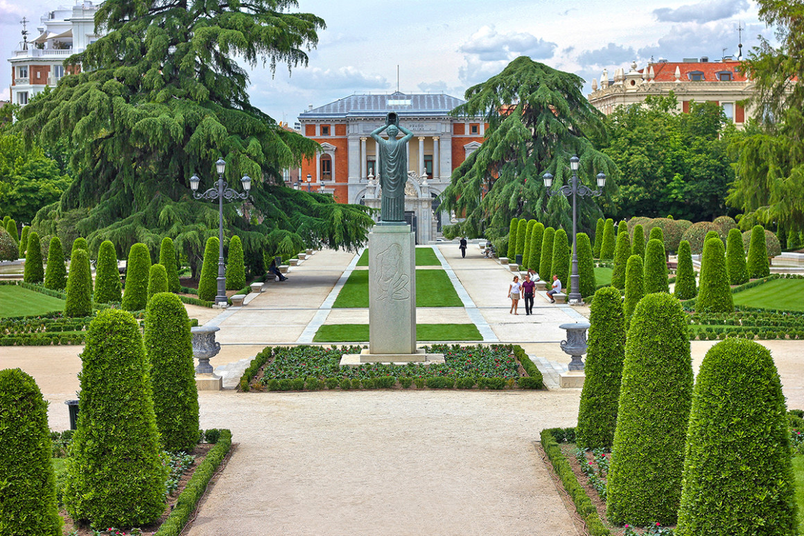 Buen Retiro Park A Little Bit Of Heaven In Madrid The