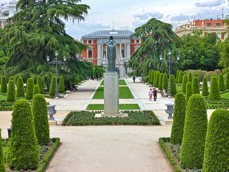 Pay a visit to Buen Retiro Park when in Madrid
