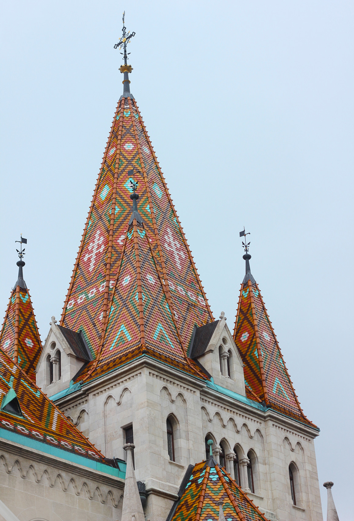 Matthias Church - Most beautiful buildings in Budapest