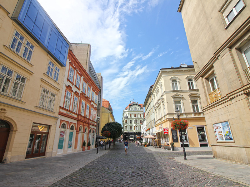 Things to do in Bratislava - visit the Old Town