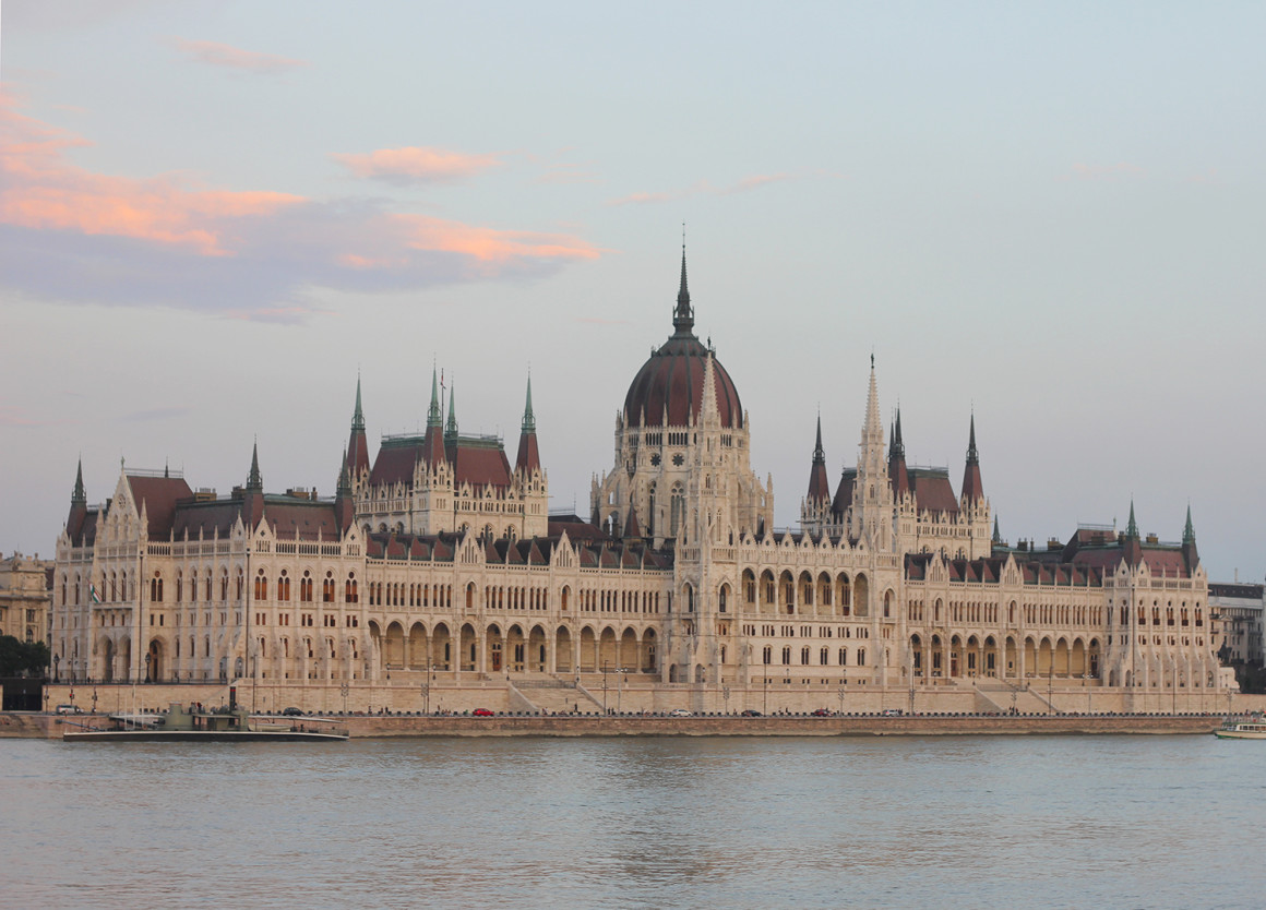 Budapest Parliament - The most beautiful buildings in Budapest
