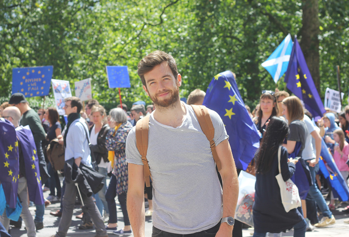 March for EU, London
