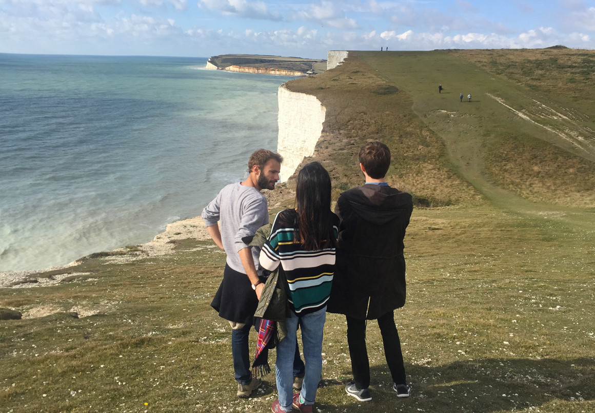 Hiking from Beachy Head to Seven Sisters - one of the UK's most beautiful places