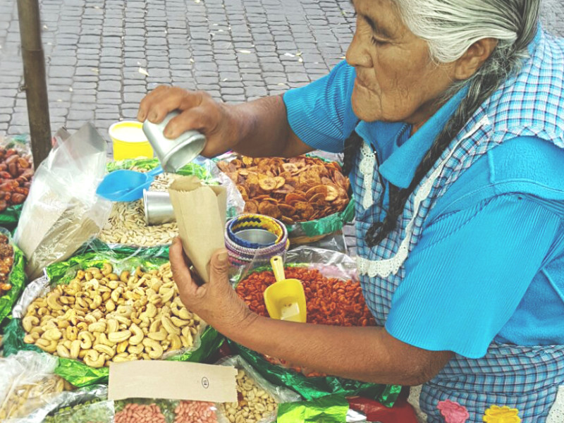 Exploring markets in Mexico City - Things to do
