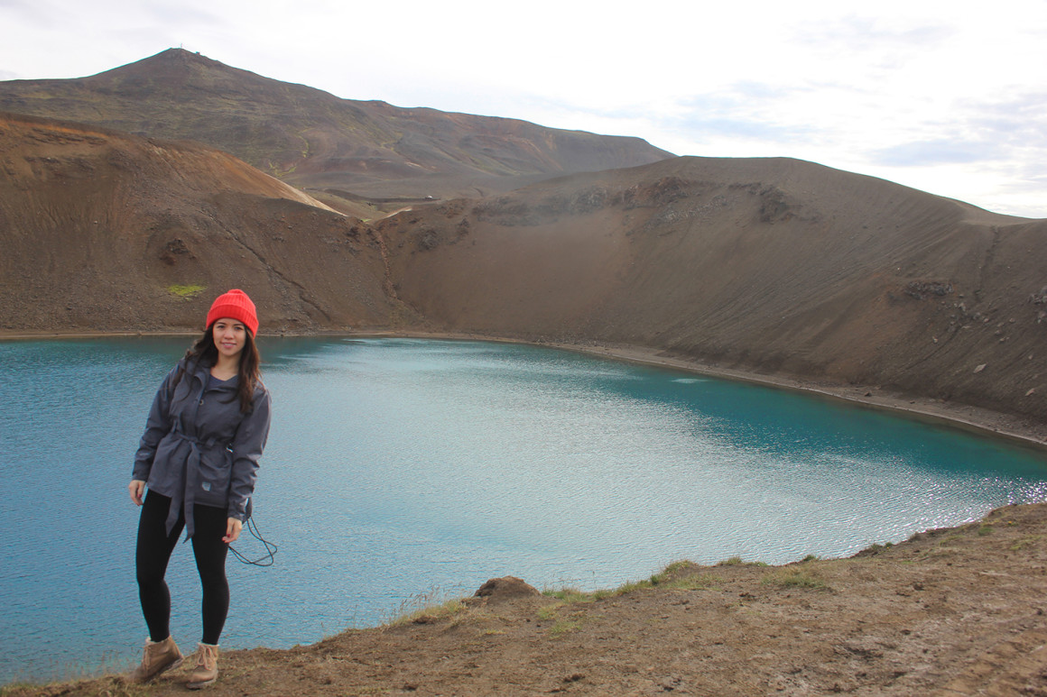Viti Crater - Things to do in North Iceand