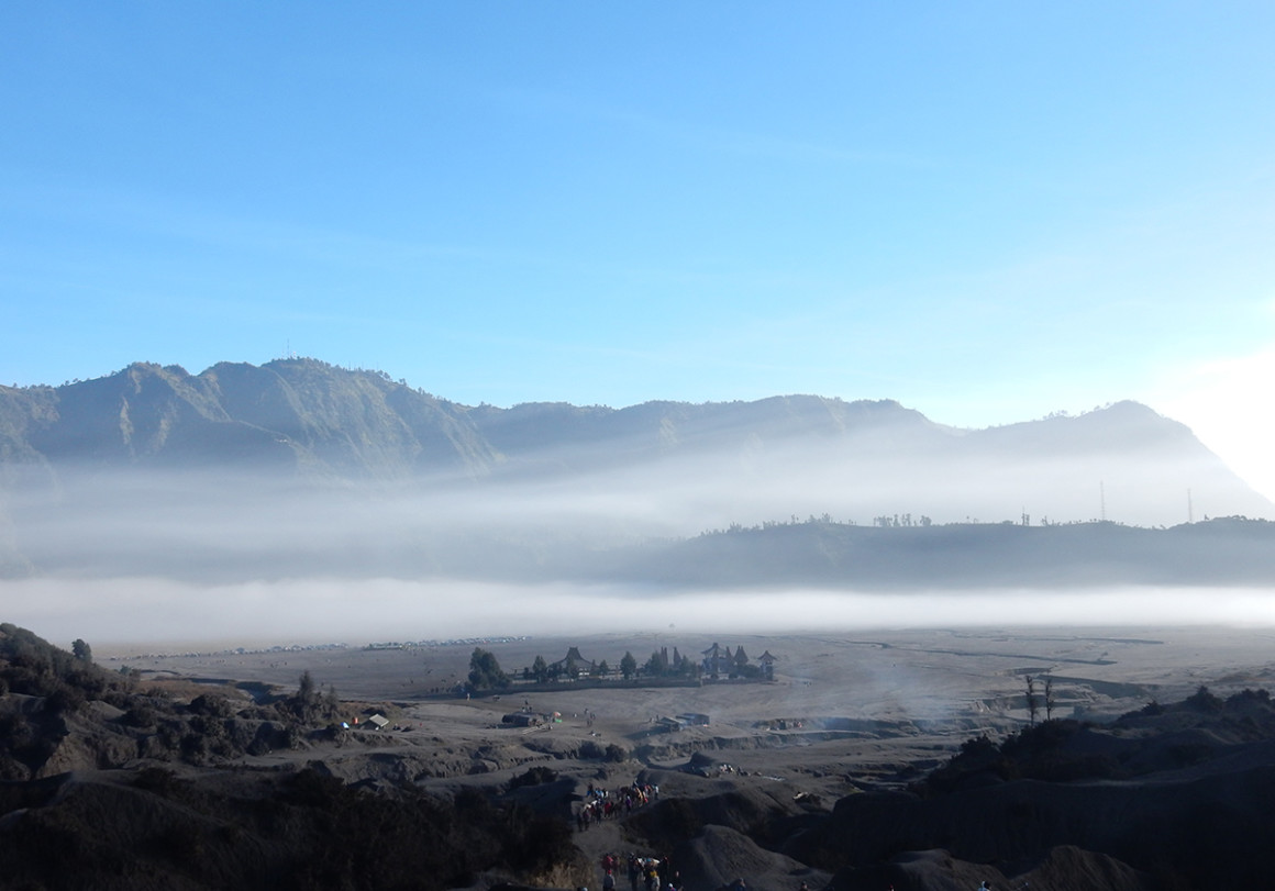 How to hike Mount Bromo in East Java, Indonesia