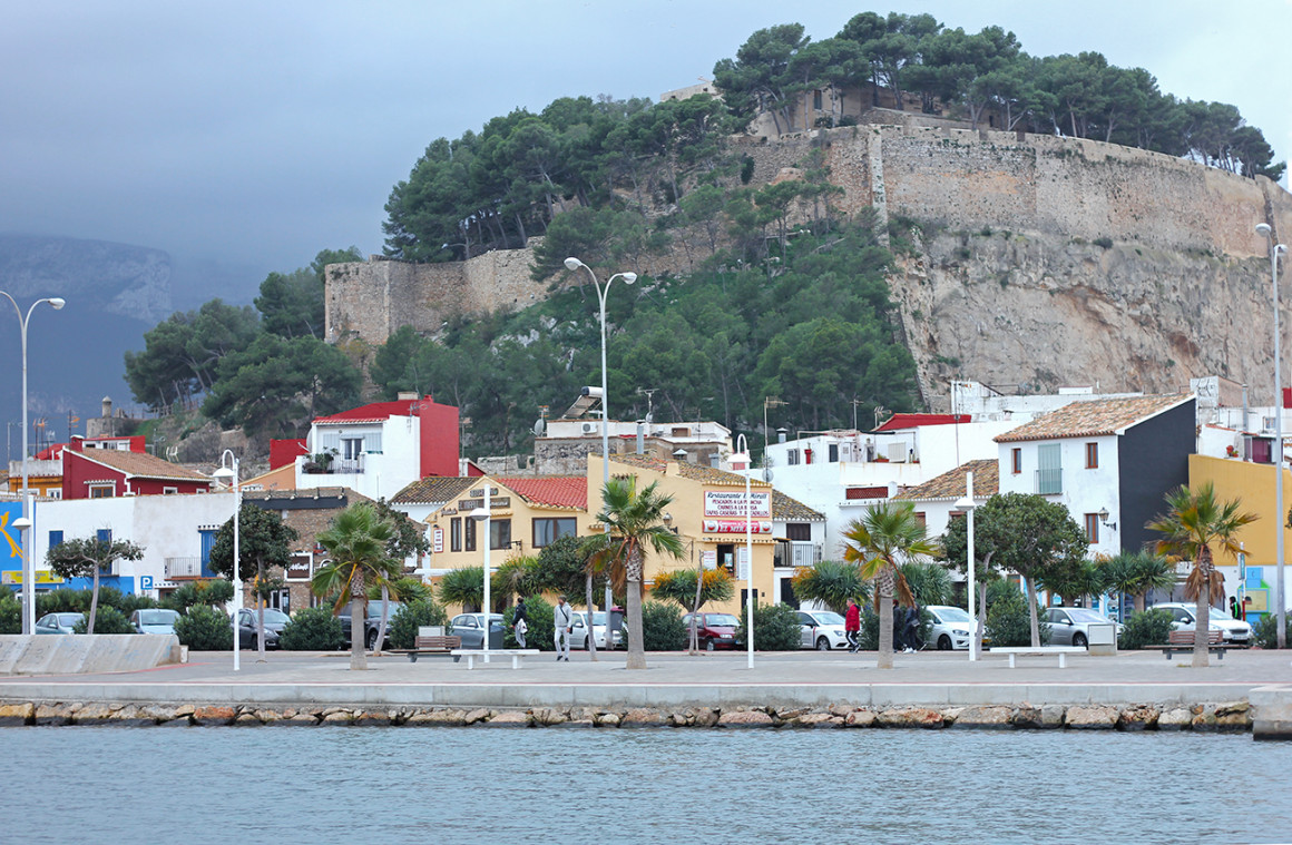 Things to do in Valencia - day trip to Denia