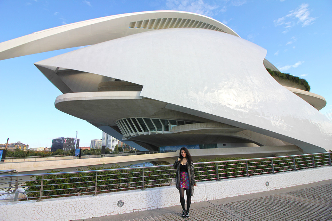 Top attractions in Valencia - The City of Arts and Sciences