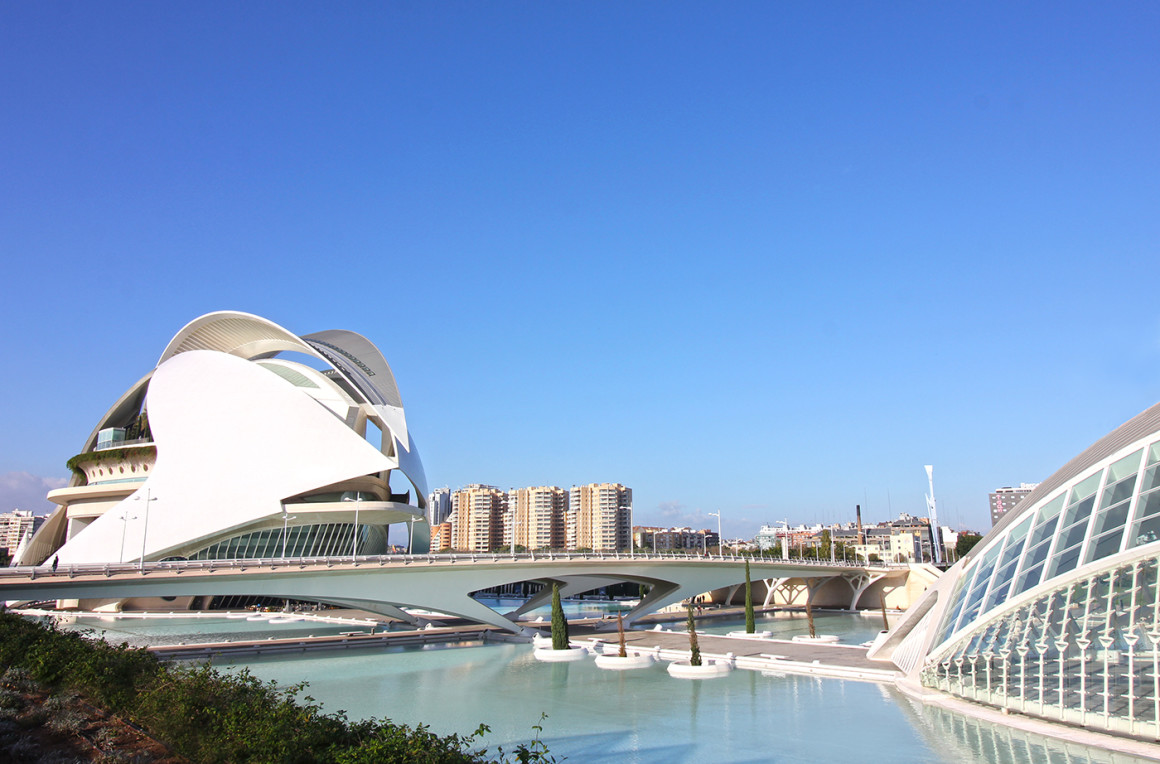 City of Art and Sciences in Valencia