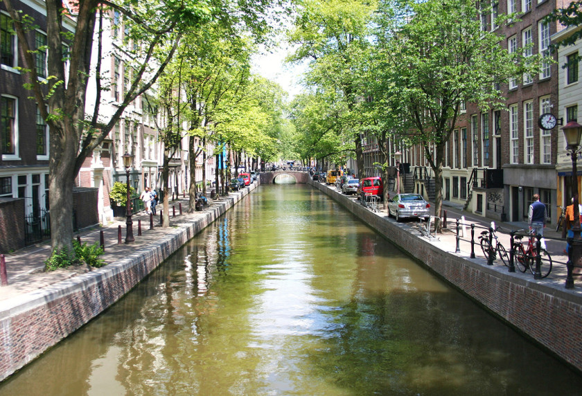 Amsterdam - most romantic city in Europe