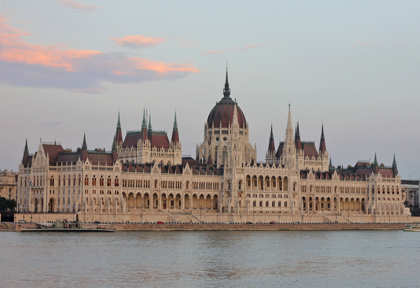 Budapest - one of the most romantic cities in Europe