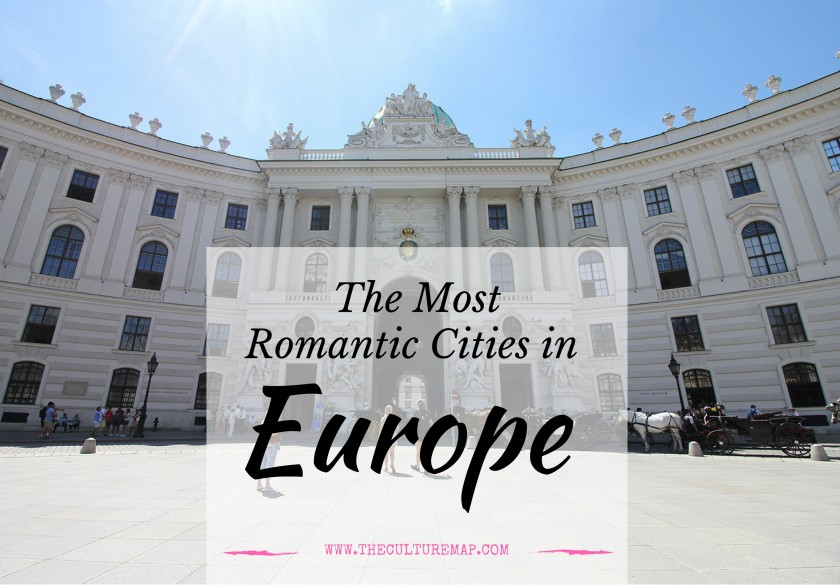 List of the most romantic cities in Europe