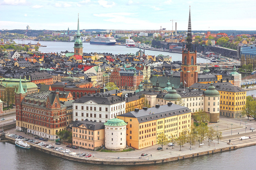 Stockholm - one of Europe's most romantic cities