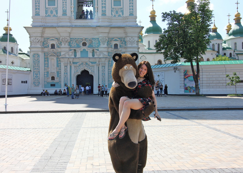 Photo in Kiev - Blog on University, interning and travelling.